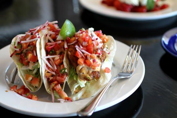 FORD'S FISH TACOS