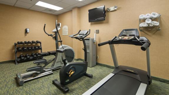 Best Western Leesburg - Fitness Room
