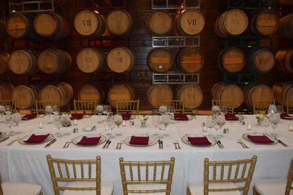Barrel Room @