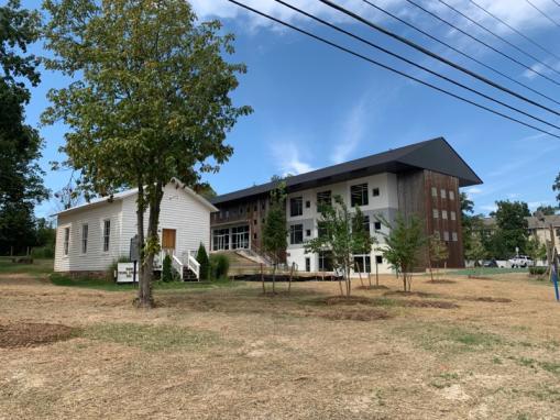Histiruc Ashburn Colored School
