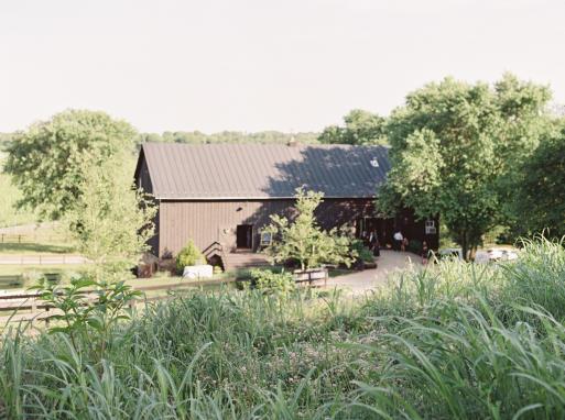 Barn exterior