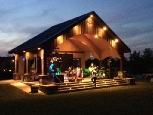 Walker Pavilion