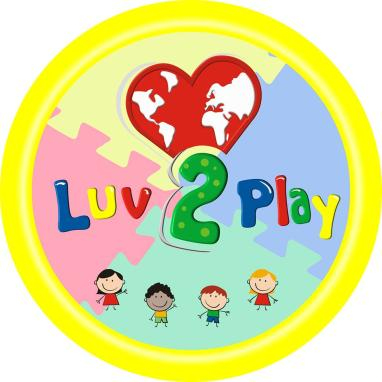 luv2 Play Logo