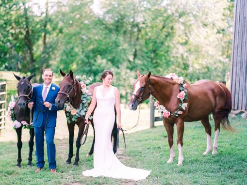 BYO horses!