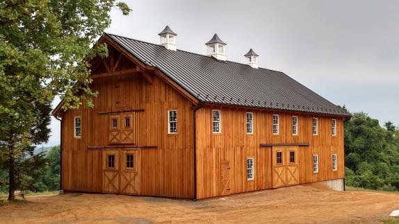 Oak Barn at Loyalty