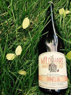 Award Winning Cider - Ophelia