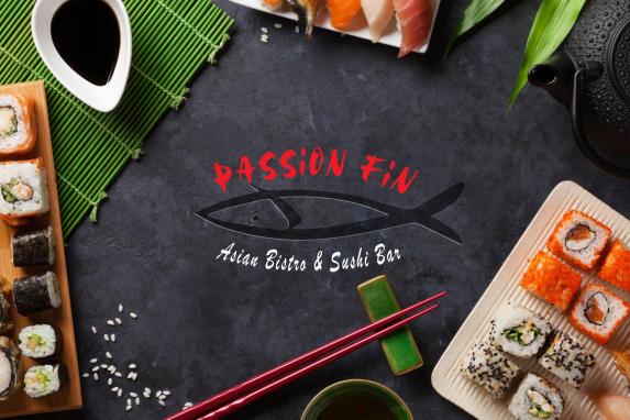 Passion Fin Logo