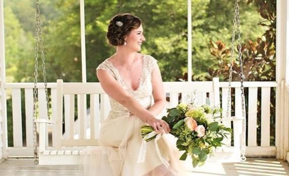 Posey Detail Bride