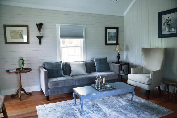 Hunt Box Living Room