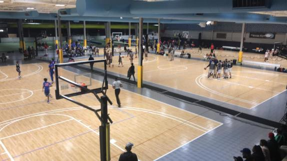 The Campus Sterling Basketball Image 1