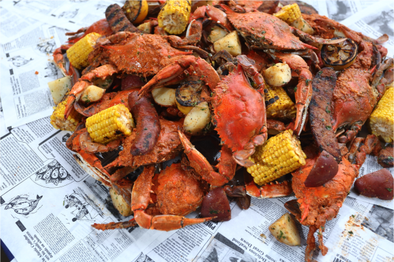 Ford's Wicked Catering - Seafood Boil