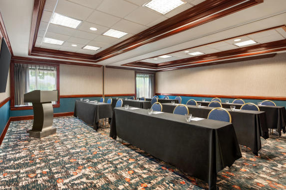 Cascades Meeting Room