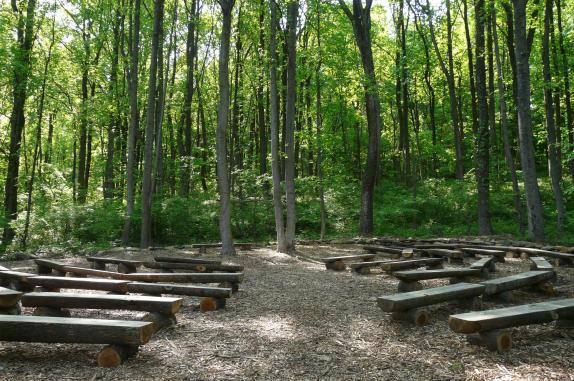 Woodland Glen Ceremony Site