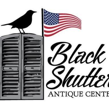 black shutter logo