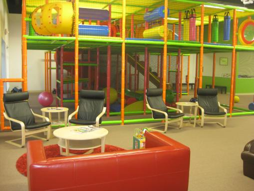 Chibis Indoor Playground Image 1