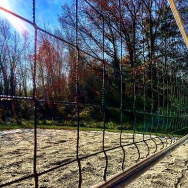 Evergreen Sand Volleyball Court