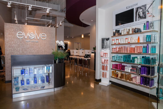 Evolve Reception
