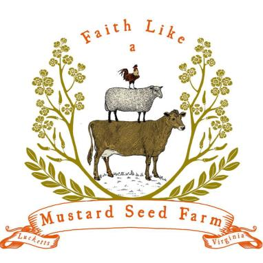 Faith like a mustard seed logo