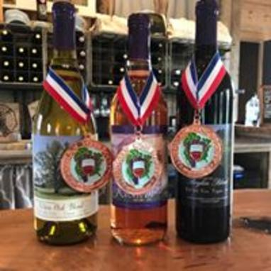forever farm and vineyard  awards