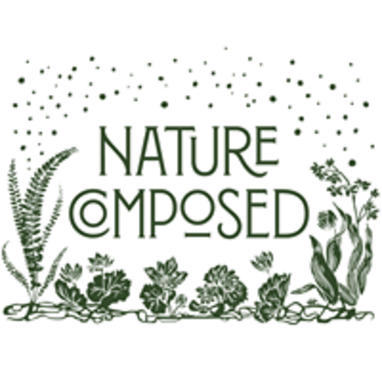 Nature composed logo