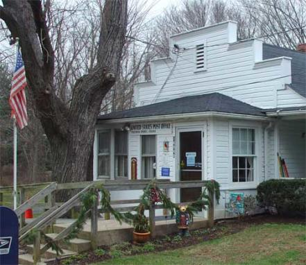 Paeonian Springs Post Office
