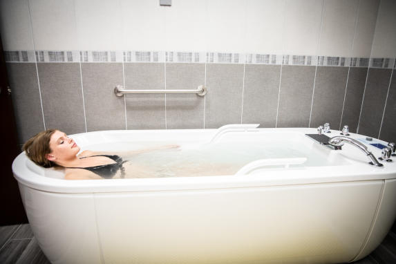 Hydrotherapy Detox Caracalla Tub