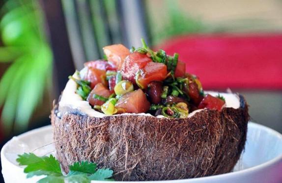 Poke Sushi Bowl Image