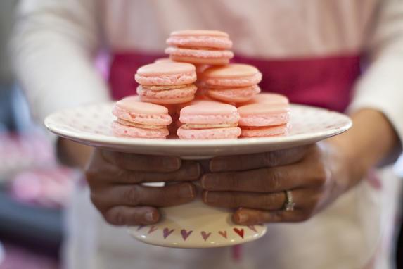 Pure Love Macaron