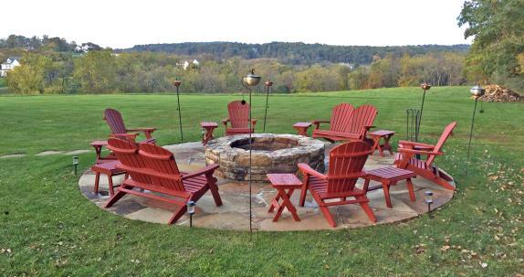 Restoration Fire Pit