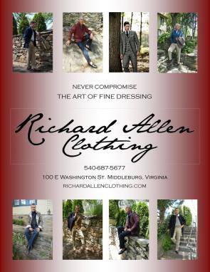 Richard Allen Clothing