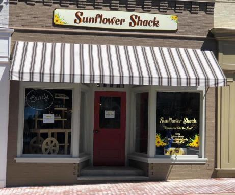 Sunflower Shack Exterior