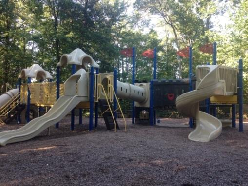 Trailside Park Playground Image 1