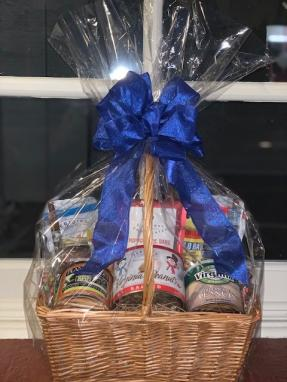 Very virginia gift basket