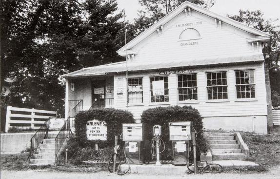 Village of Lincoln- historic