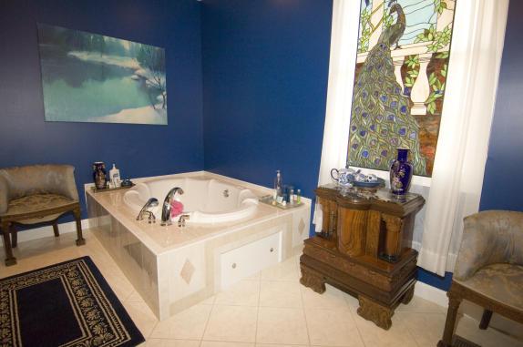 Peacock Suite EnSuites Bathing Chamber