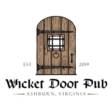Wicked Door pub logo