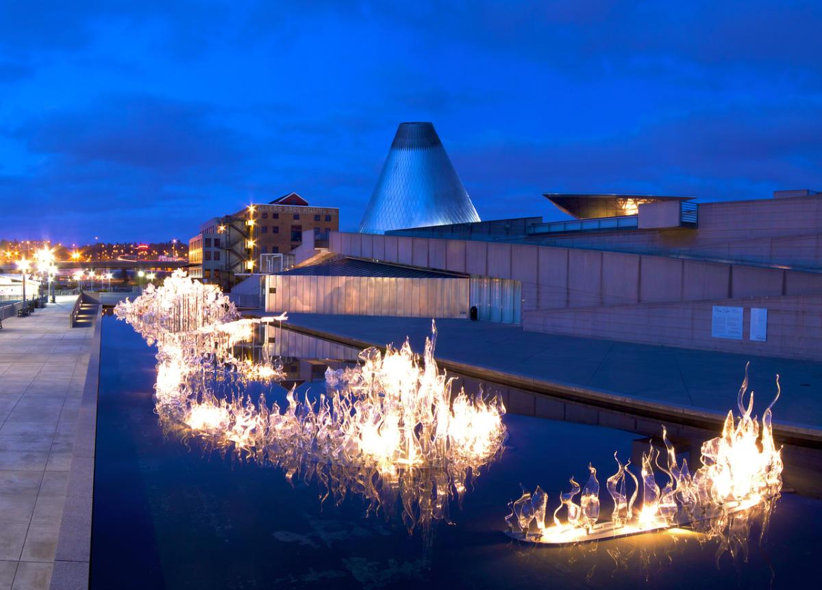 Museum Of Glass Tacoma Wa 98402 3217