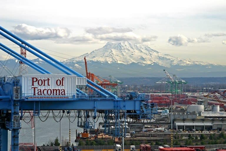 Port Of Tacoma Tacoma Wa 98421