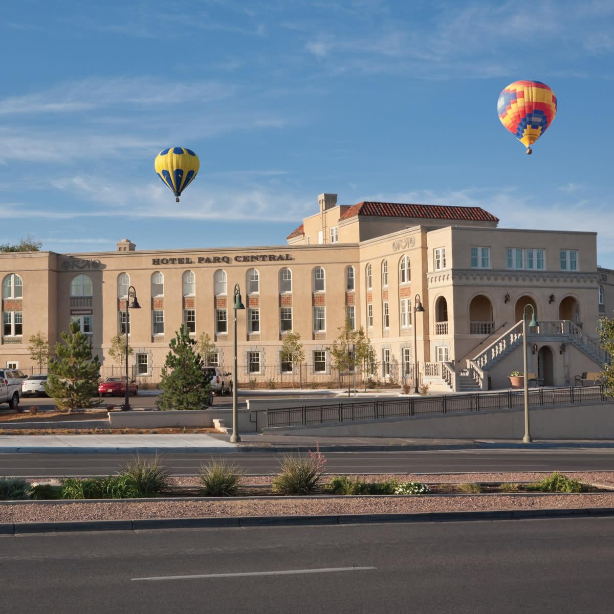 Parq Casino Parking