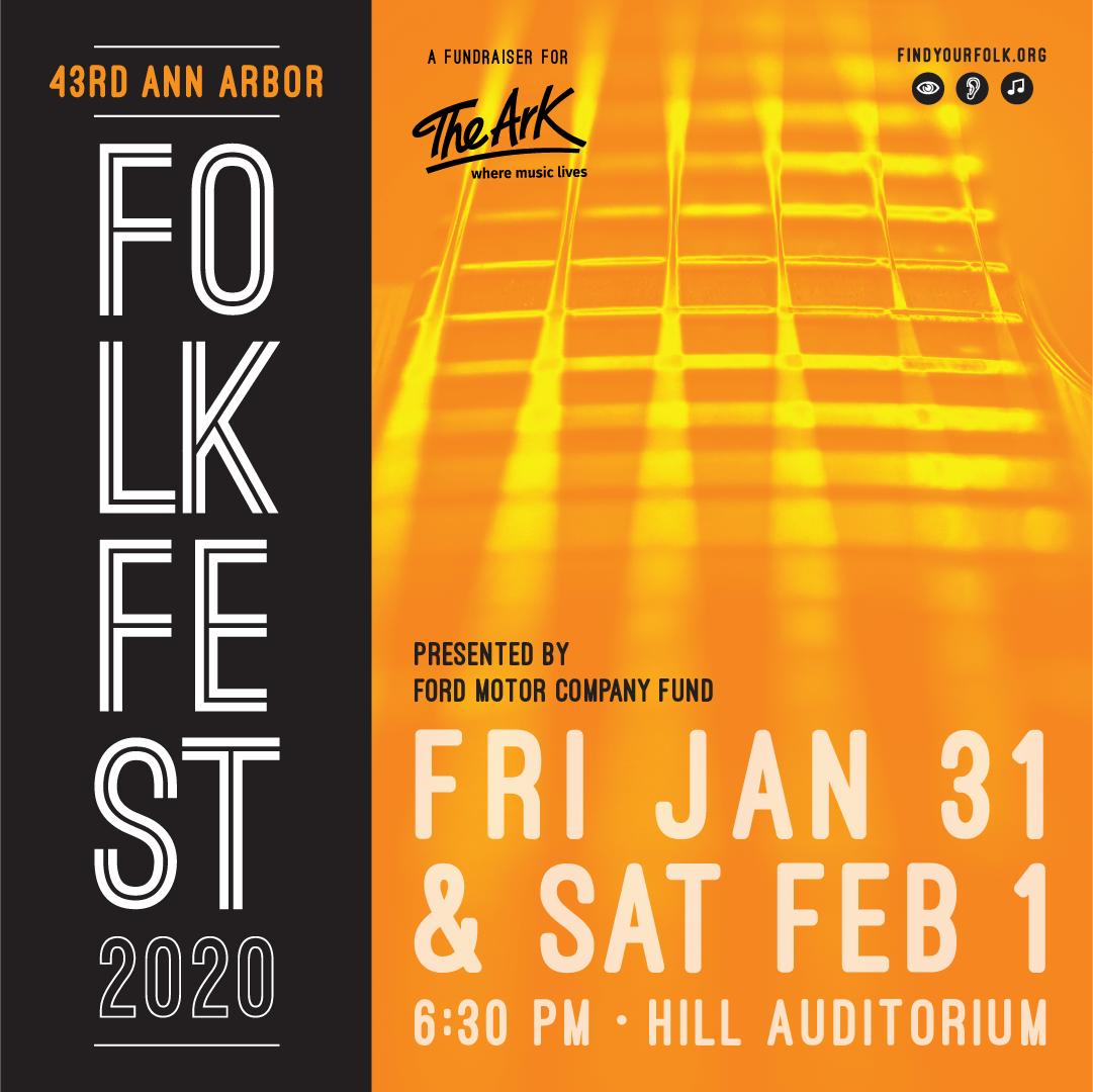 Ann Arbor Folk Fest 2020