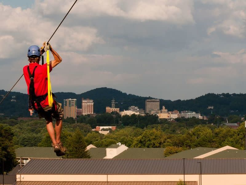 Adventure Center Of Asheville Asheville Nc S Official Travel Site