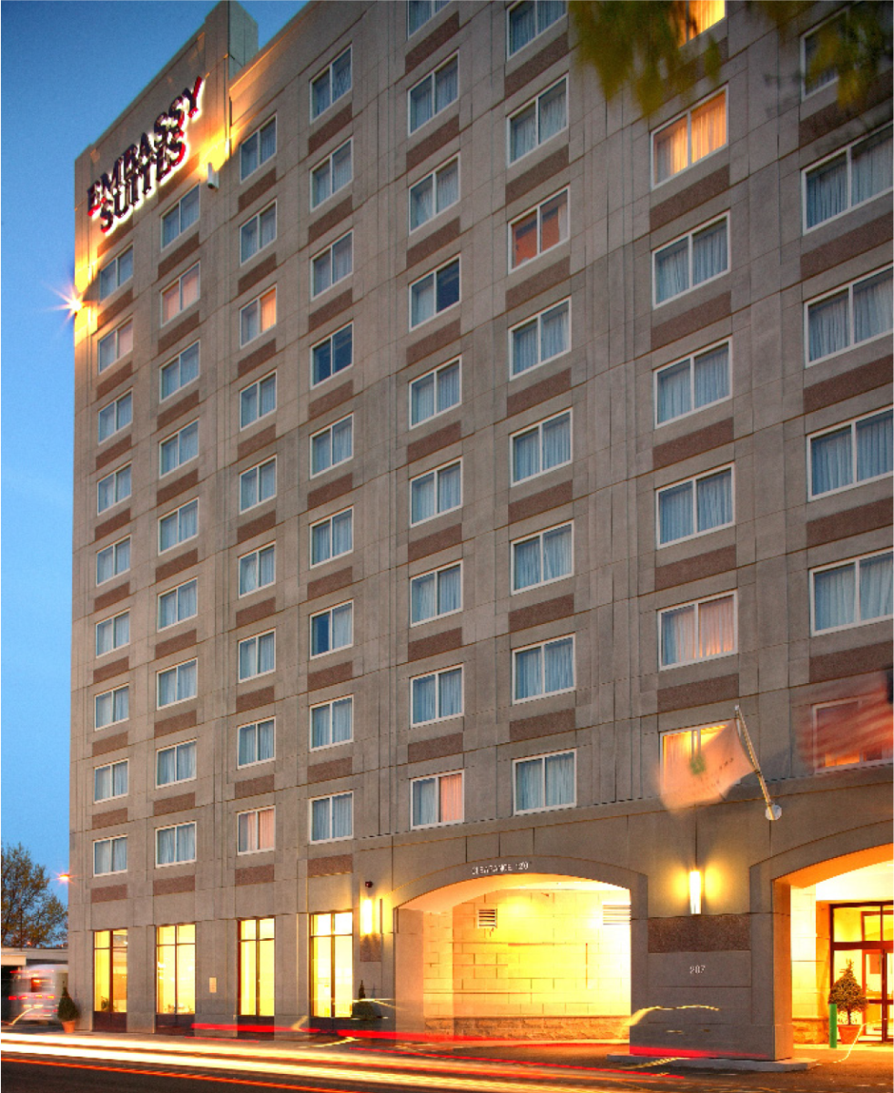 Embassy Park Apartments: Embassy Suites Boston At Logan Airport