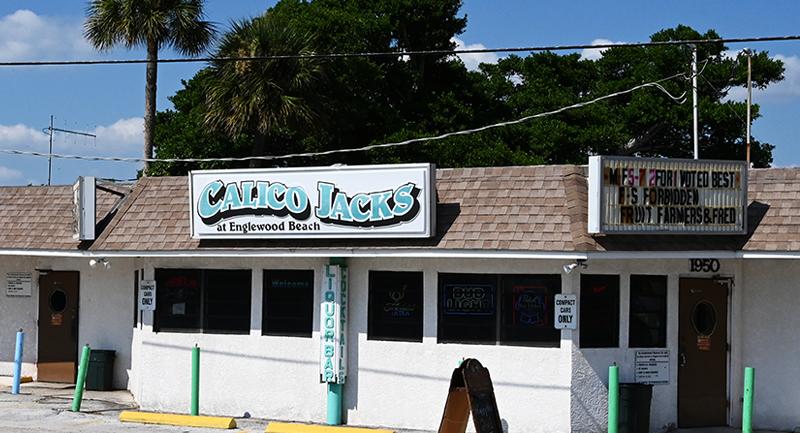 Calico Jack's at Englewood Beach