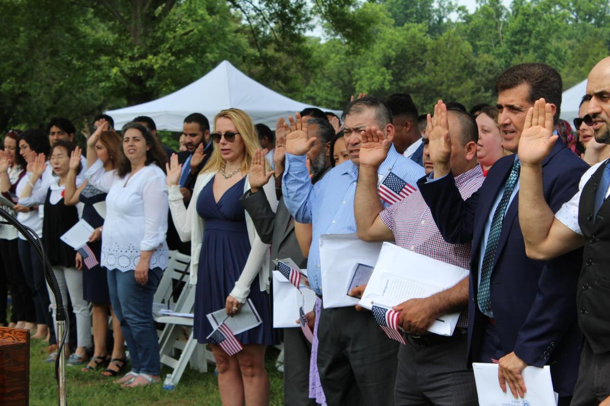 Naturalization Ceremony
