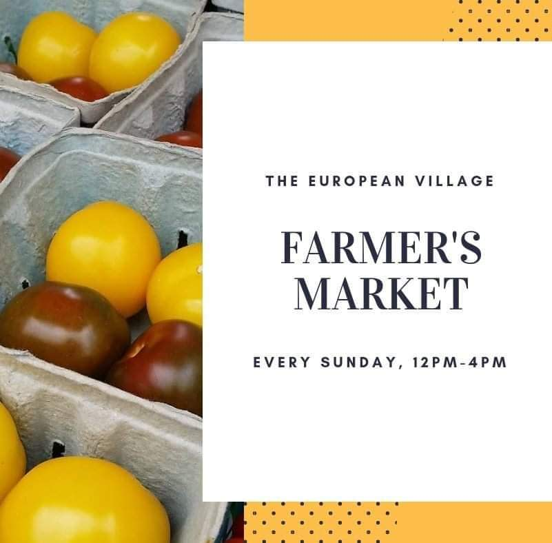 European Village Farmers Market