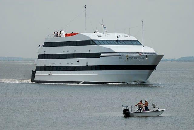 casino boat jekyll island