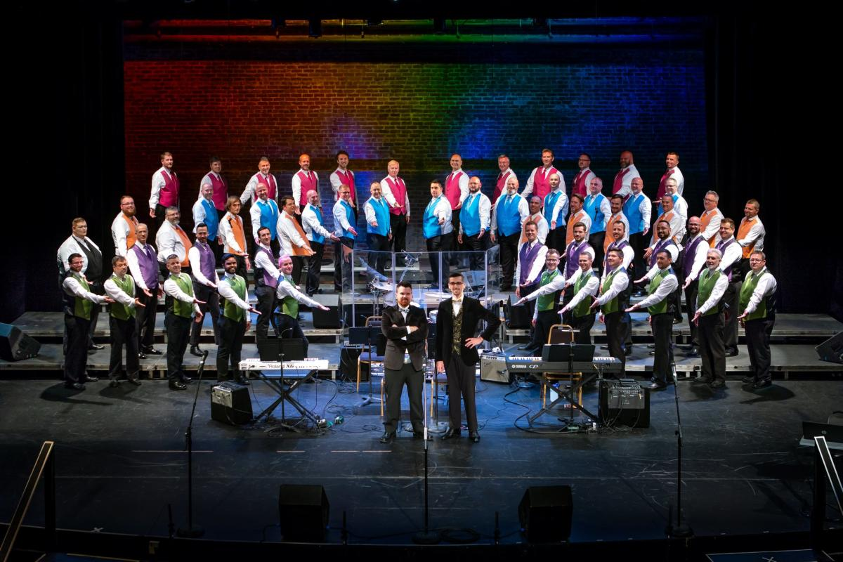 Seattle gay men's chorus holiday concert