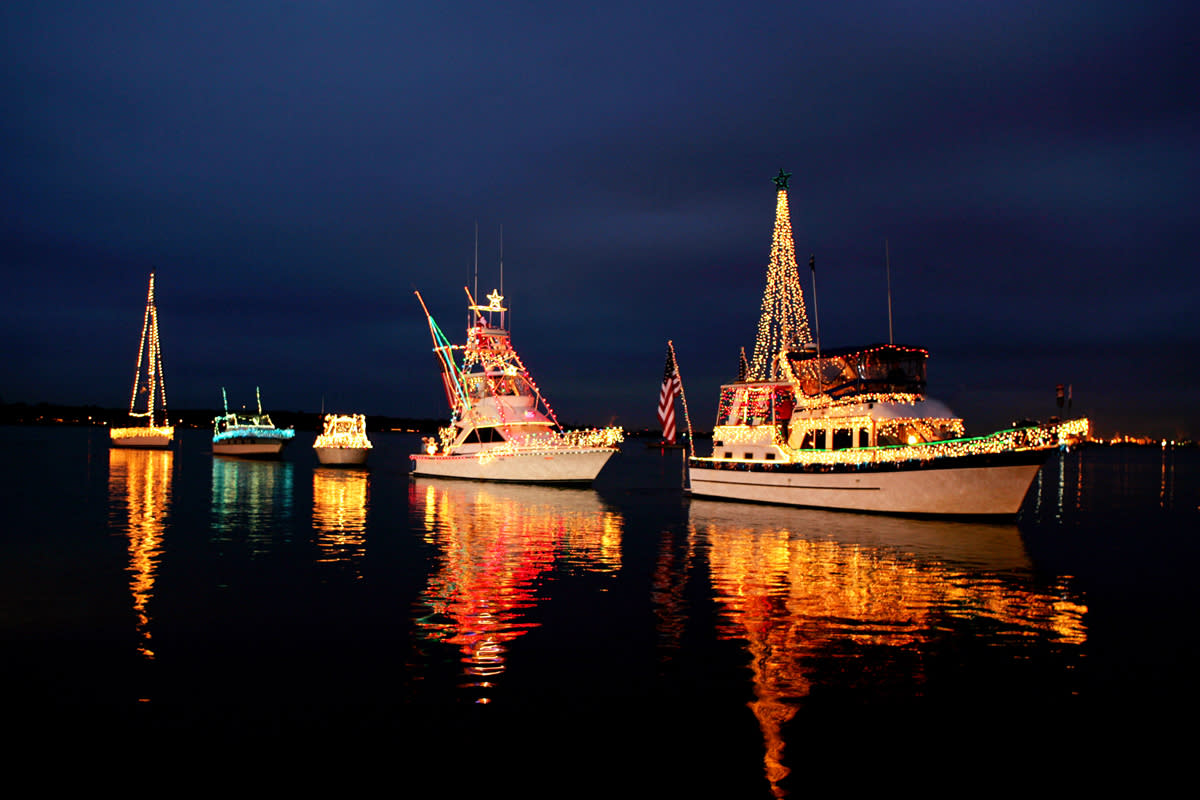 On the Water Lighted Boat Parade