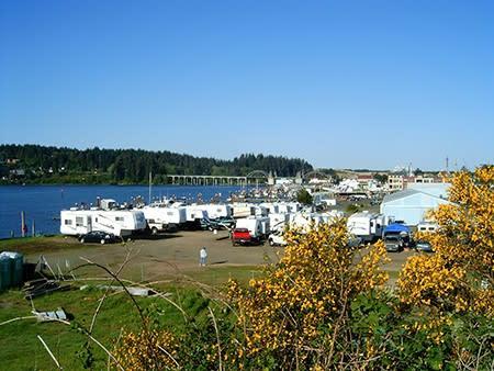 Port Of Siuslaw Campground Amp Marina