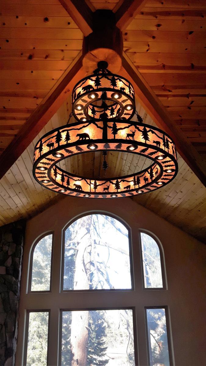 Kiva Lighting And Metal Art